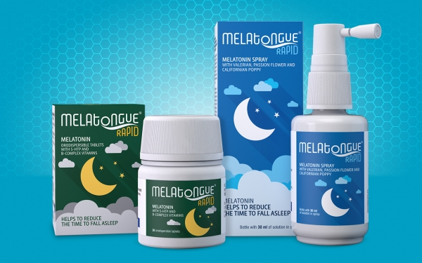 Melatongue Rapid